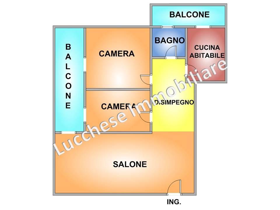 vendita appartamento napoli soccavo  234000 euro  3 locali  75 mq