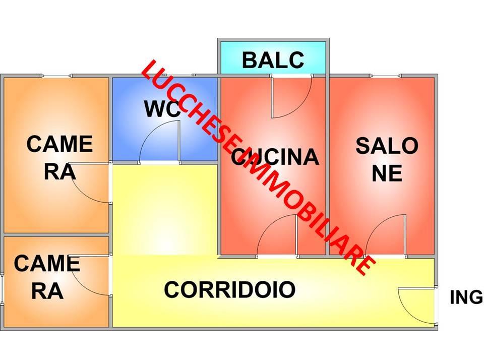 vendita appartamento napoli soccavo  255000 euro  3 locali  95 mq