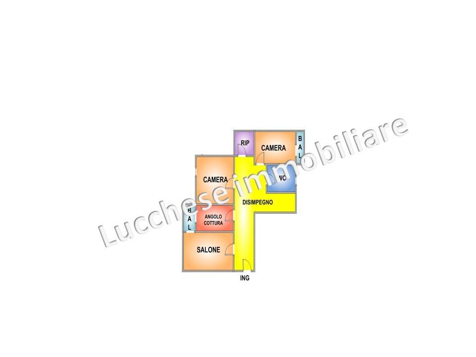 affitto appartamento napoli soccavo  820 euro  3 locali  90 mq