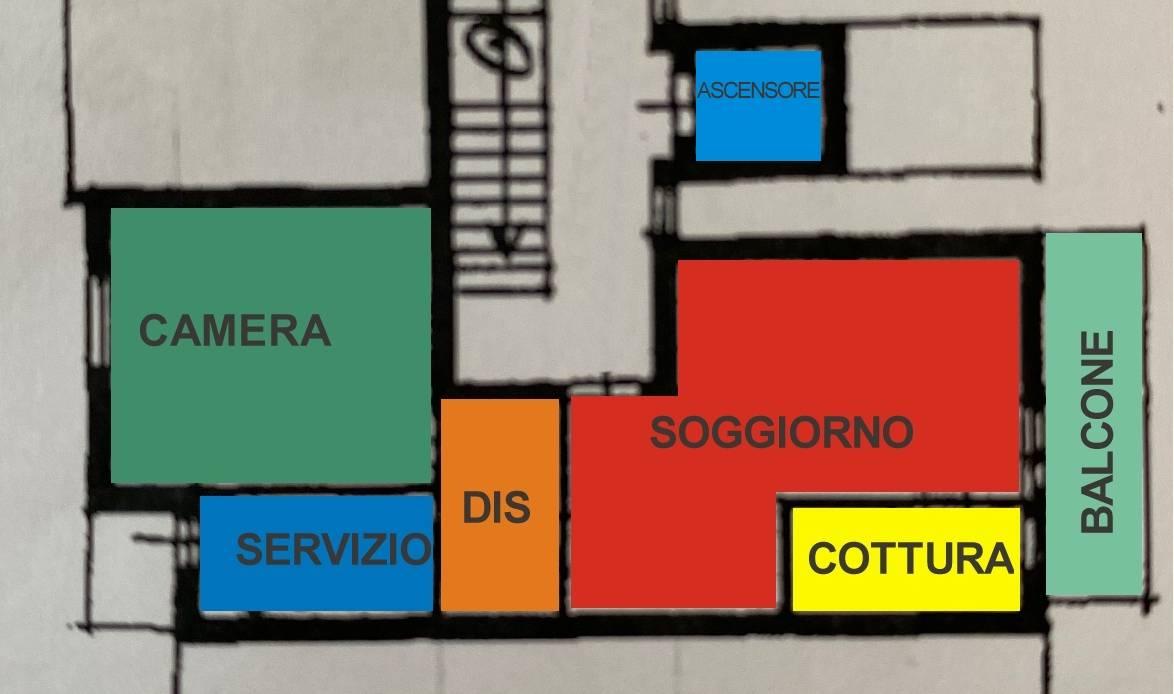 Appartamento in vendita, rif. 509