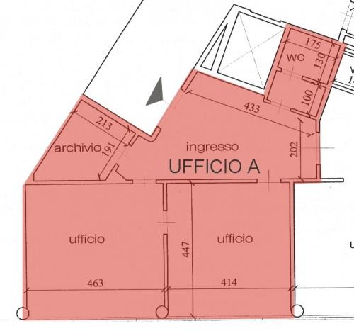Ufficio a San Giuliano Terme (2/5)