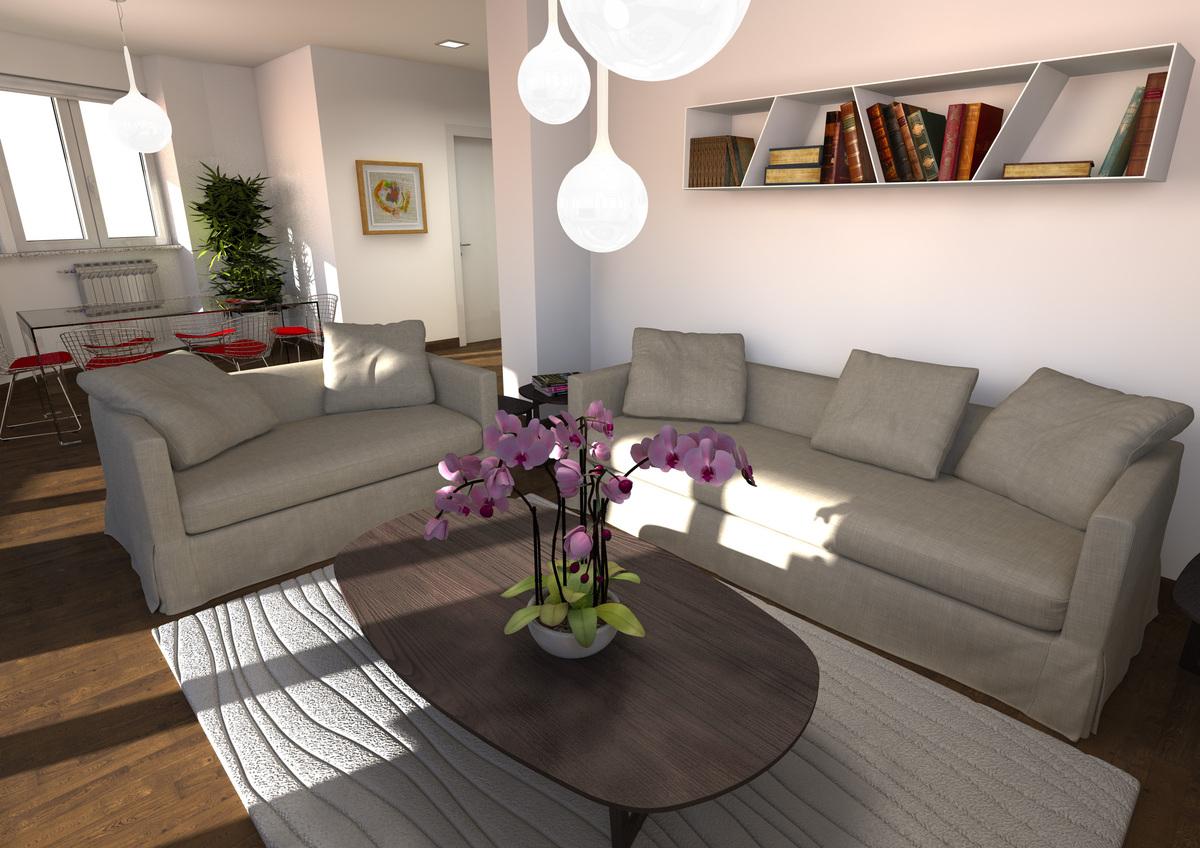 vendita appartamento milano palmanova  380000 euro  4 locali  151 mq