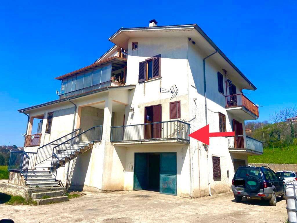 Casa semi-indipendente in vendita a Montemiletto (AV)