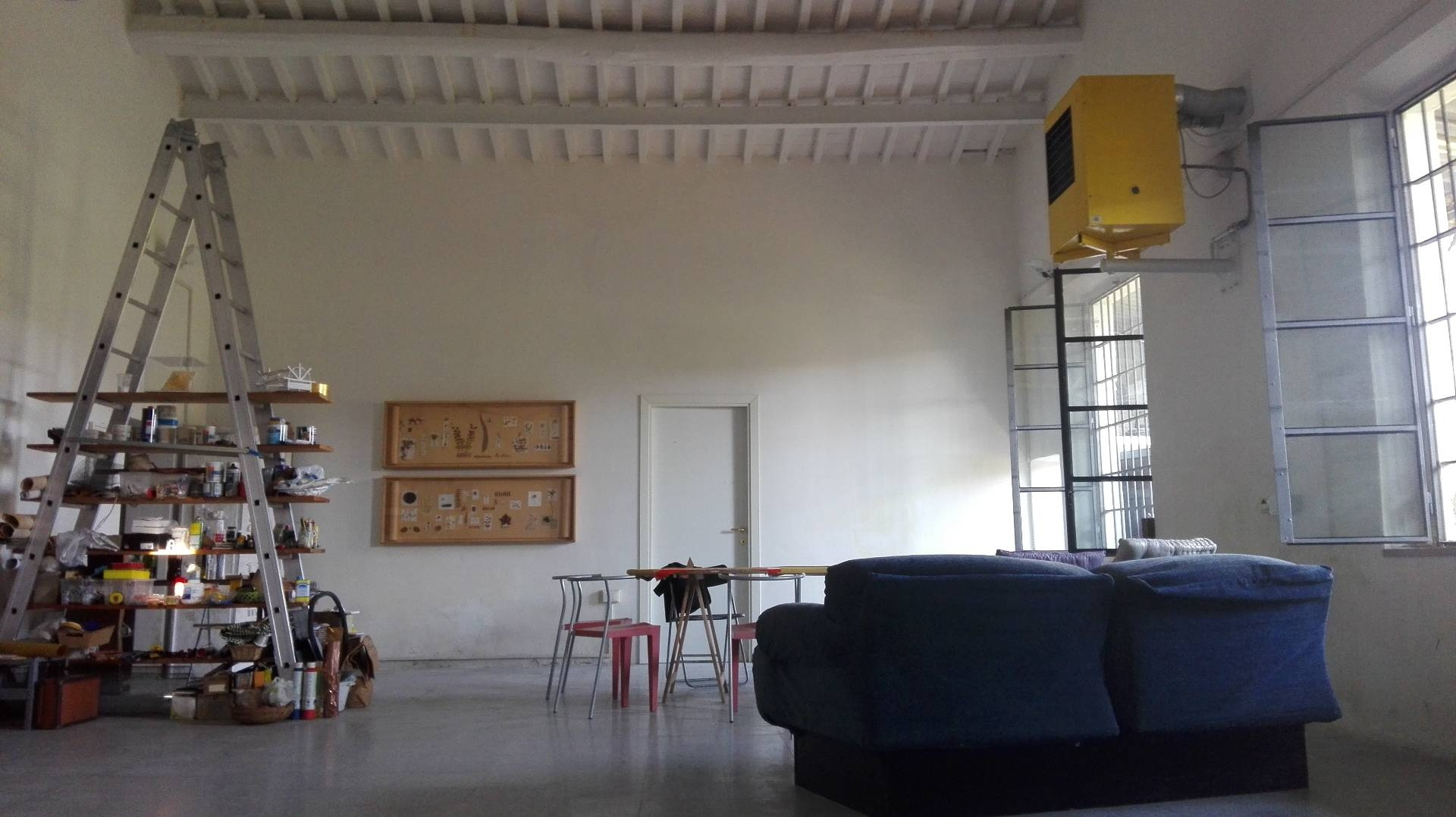 Loft/Open space in vendita a Cascina (PI)