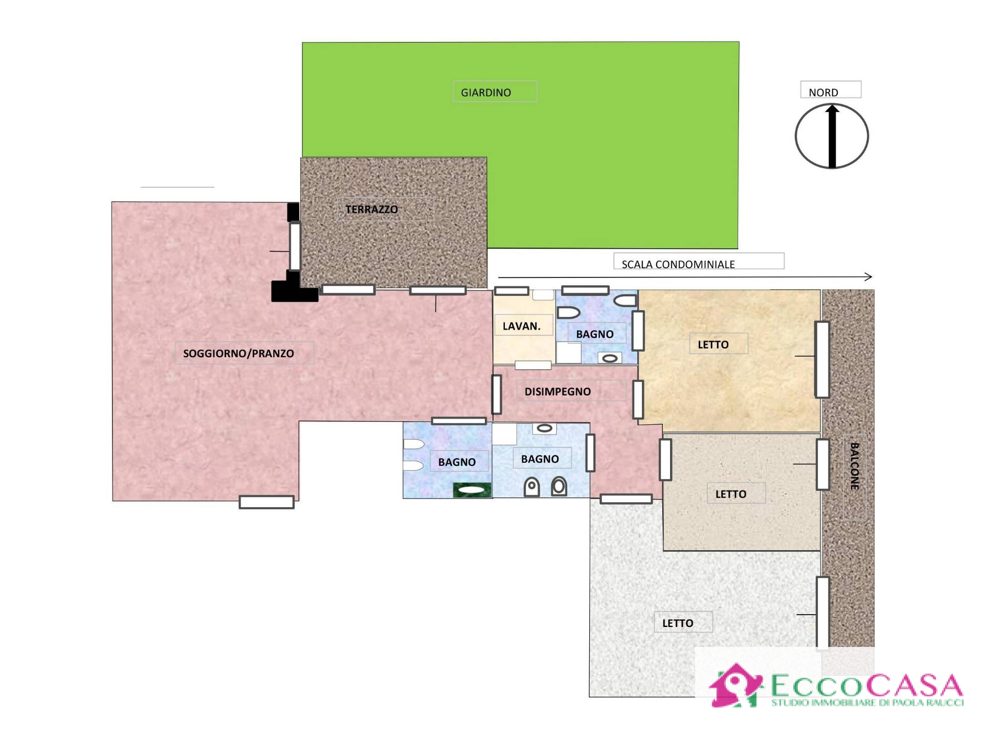 Appartamento in vendita a Maddaloni, 4 locali, prezzo € 199.000 | Cambio Casa.it