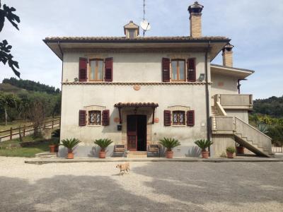 Casa ingresso indipendente con giardino in Vendita a Ascoli Piceno