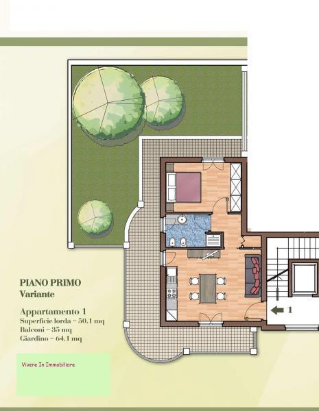 Appartamento in vendita a Acquaviva Picena, 2 locali, Trattative riservate | Cambio Casa.it