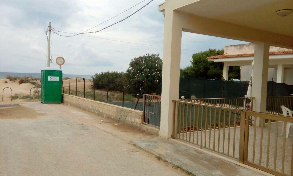 Casa sulla spiaggia in vendita a scicli cod 82 for Piani casa sulla spiaggia
