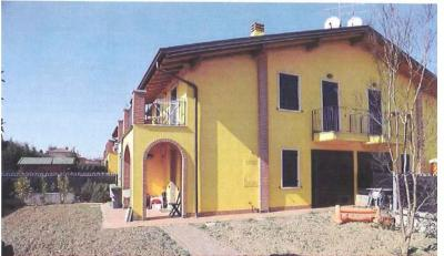 Villette a schiera in Vendita a San Giorgio di Mantova