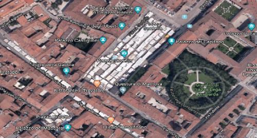 Box o garage in Vendita a Mantova