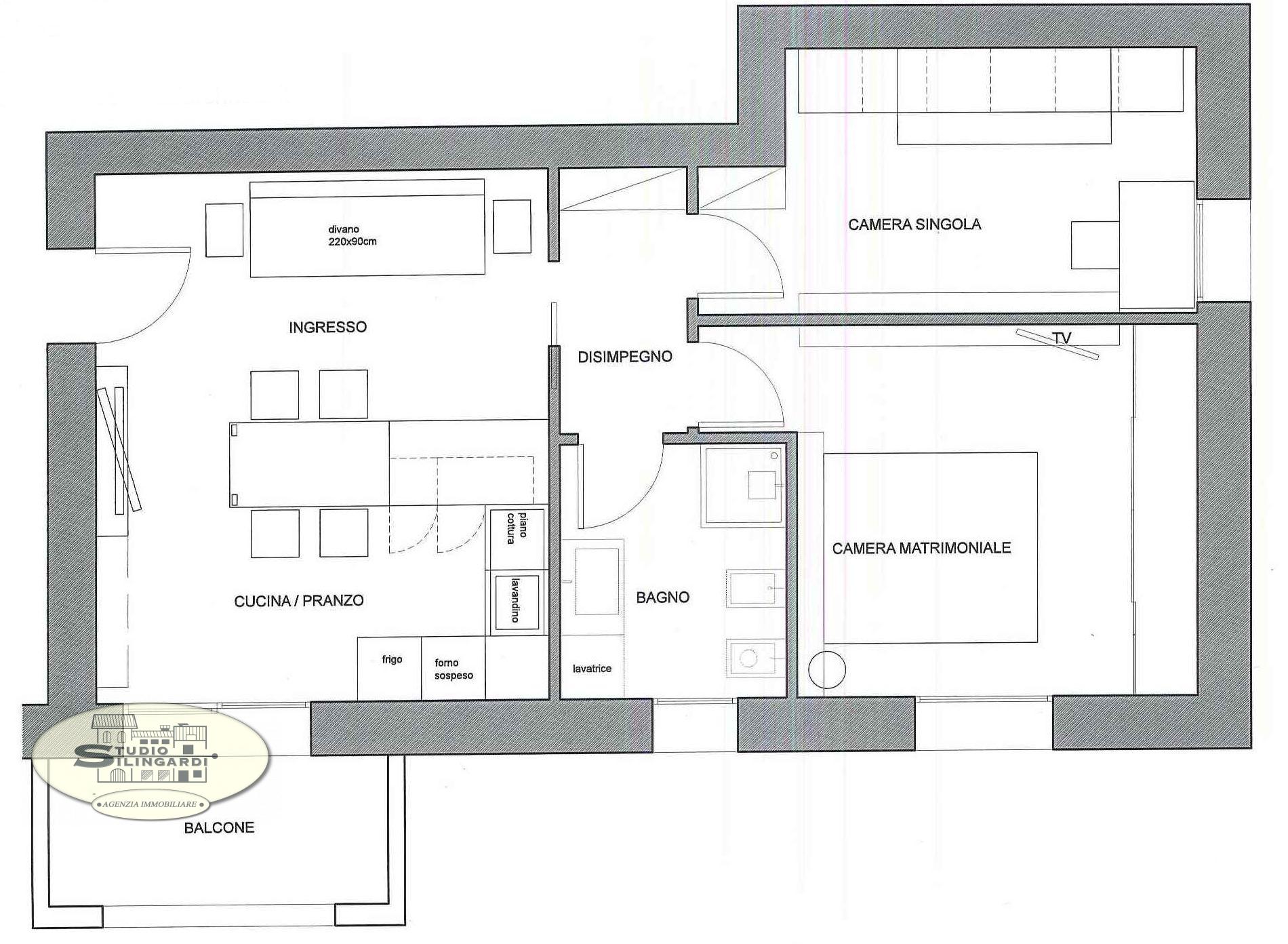 Appartamento in vendita a Fiorano Modenese, 3 locali, zona Località: Ubersetto, prezzo € 158.000 | Cambio Casa.it