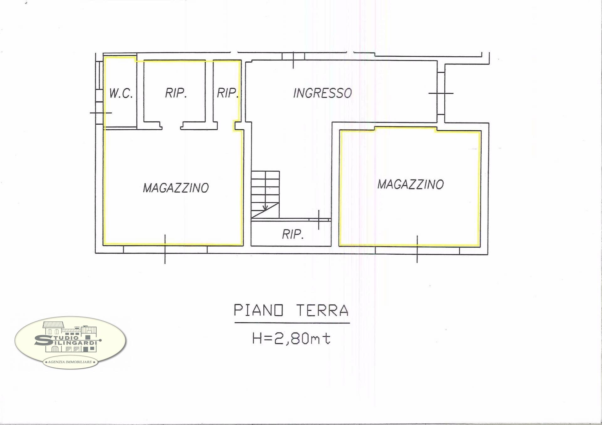Magazzino in vendita a Modena, 9999 locali, zona Località: SanFaustino, prezzo € 95.000 | Cambio Casa.it