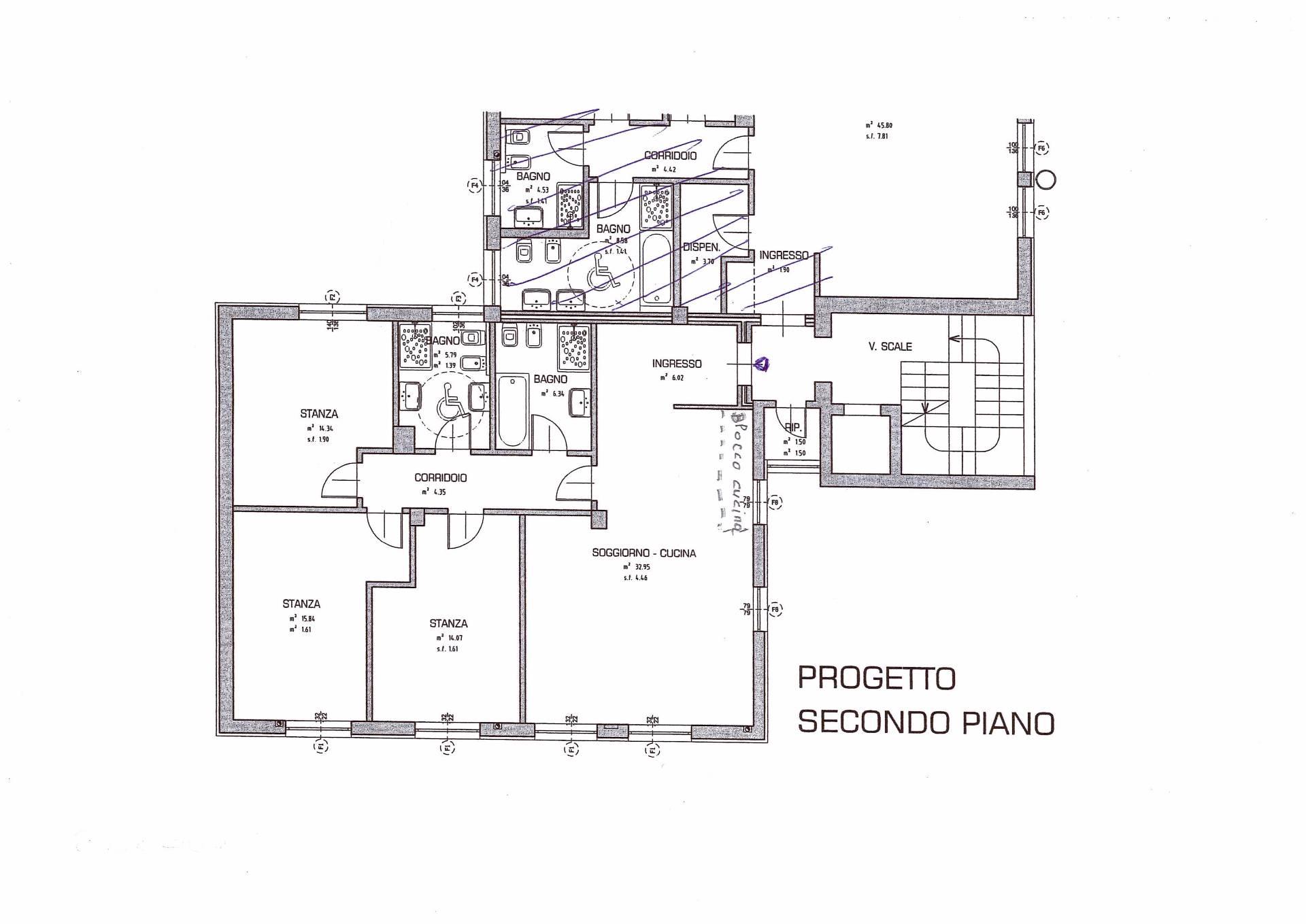 Appartamento in affitto a Bolzano, 4 locali, zona Zona: Residenziale, prezzo € 1.200 | Cambio Casa.it