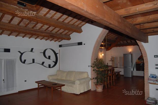 Attico / Mansarda in affitto a Bagnacavallo, 2 locali, zona Località: centro, prezzo € 570 | Cambio Casa.it