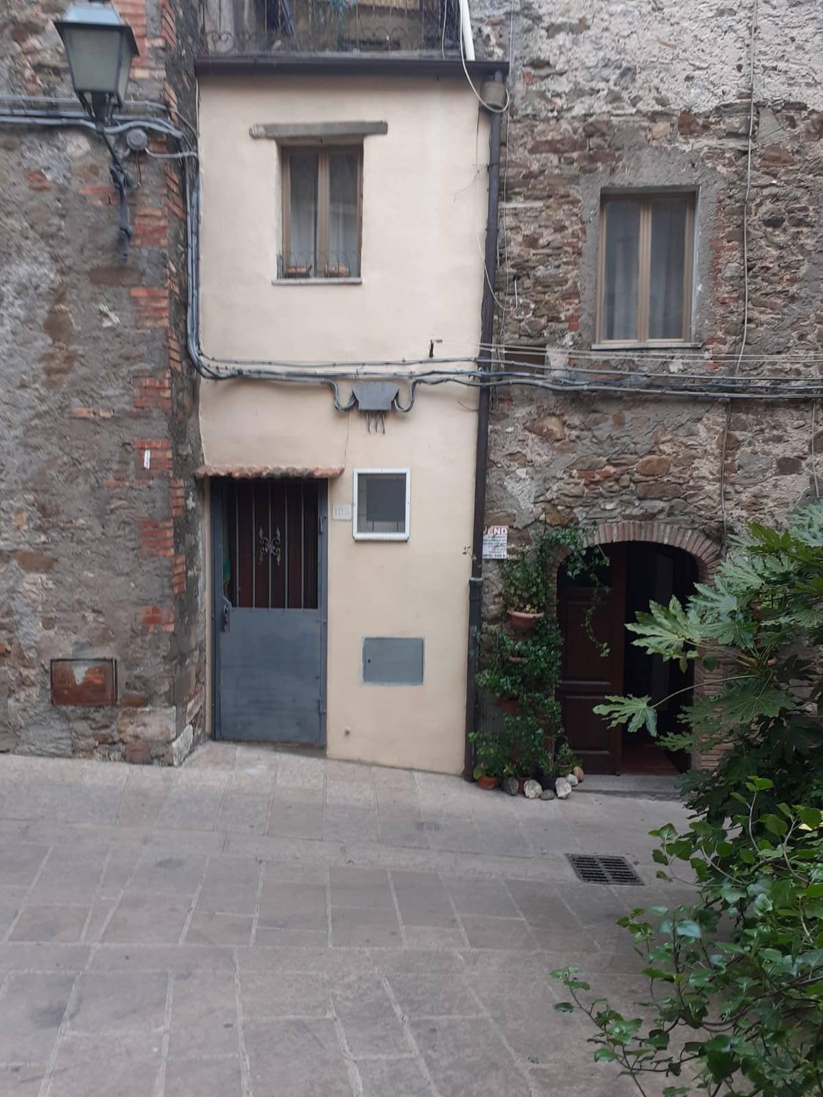 Appartamento in vendita a Manciano, 4 locali, zona Zona: Montemerano, prezzo € 75.000 | CambioCasa.it