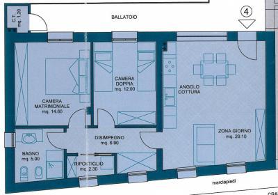 Appartamento in Vendita a Aiello del Friuli