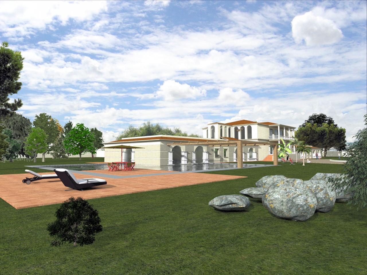 Terreno Edificabile Residenziale in vendita a Montignoso, 9999 locali, zona Zona: Cinquale, prezzo € 1.550.000 | Cambio Casa.it