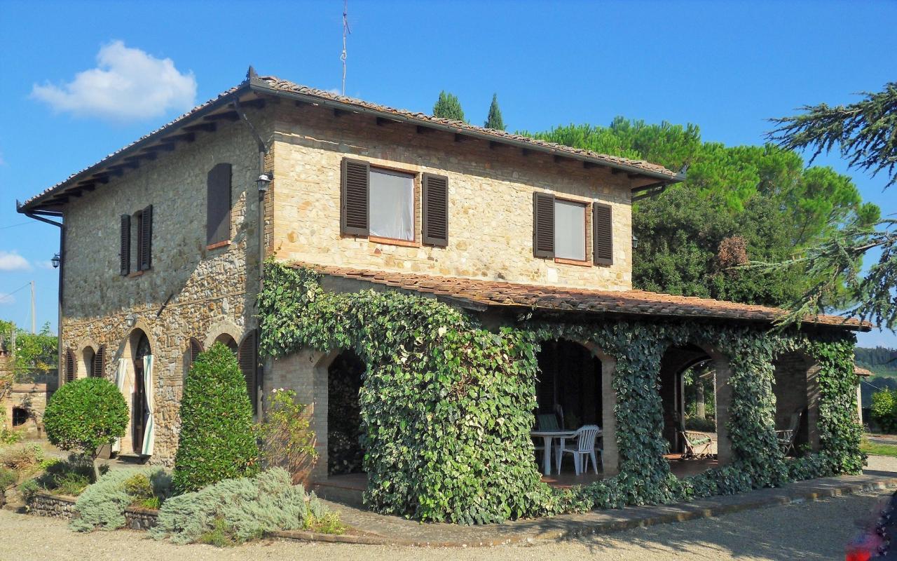 Rustico / Casale in vendita a San Gimignano, 7 locali, prezzo € 1.750.000 | CambioCasa.it
