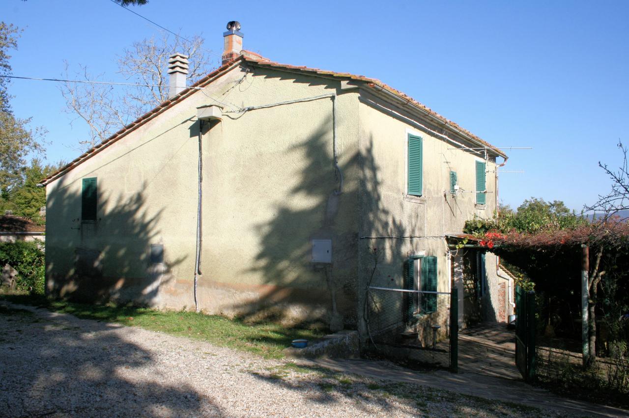 Soluzione Indipendente in vendita a Montieri, 8 locali, prezzo € 180.000 | Cambio Casa.it