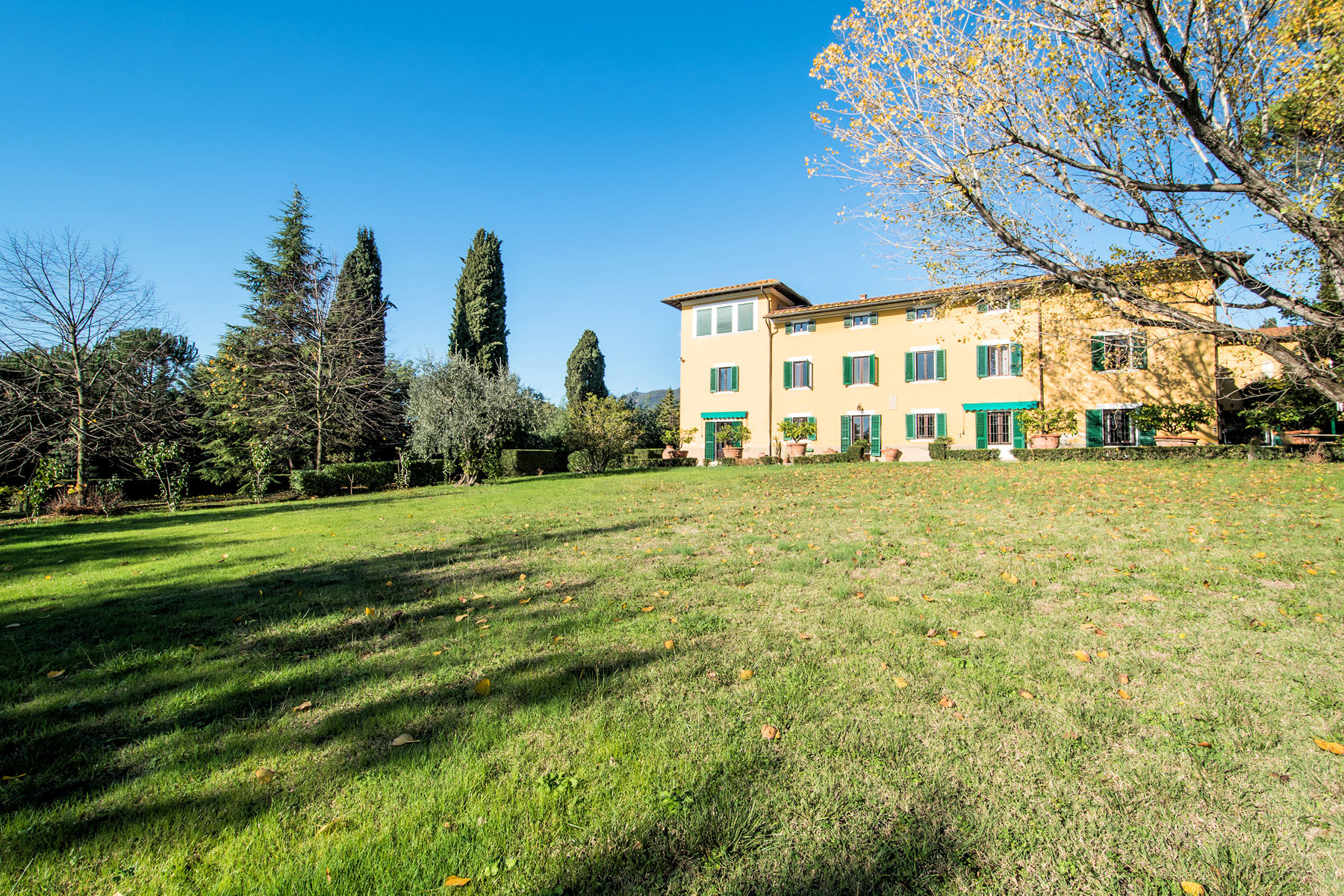 Villa in vendita a Pescia, 25 locali, Trattative riservate | Cambio Casa.it