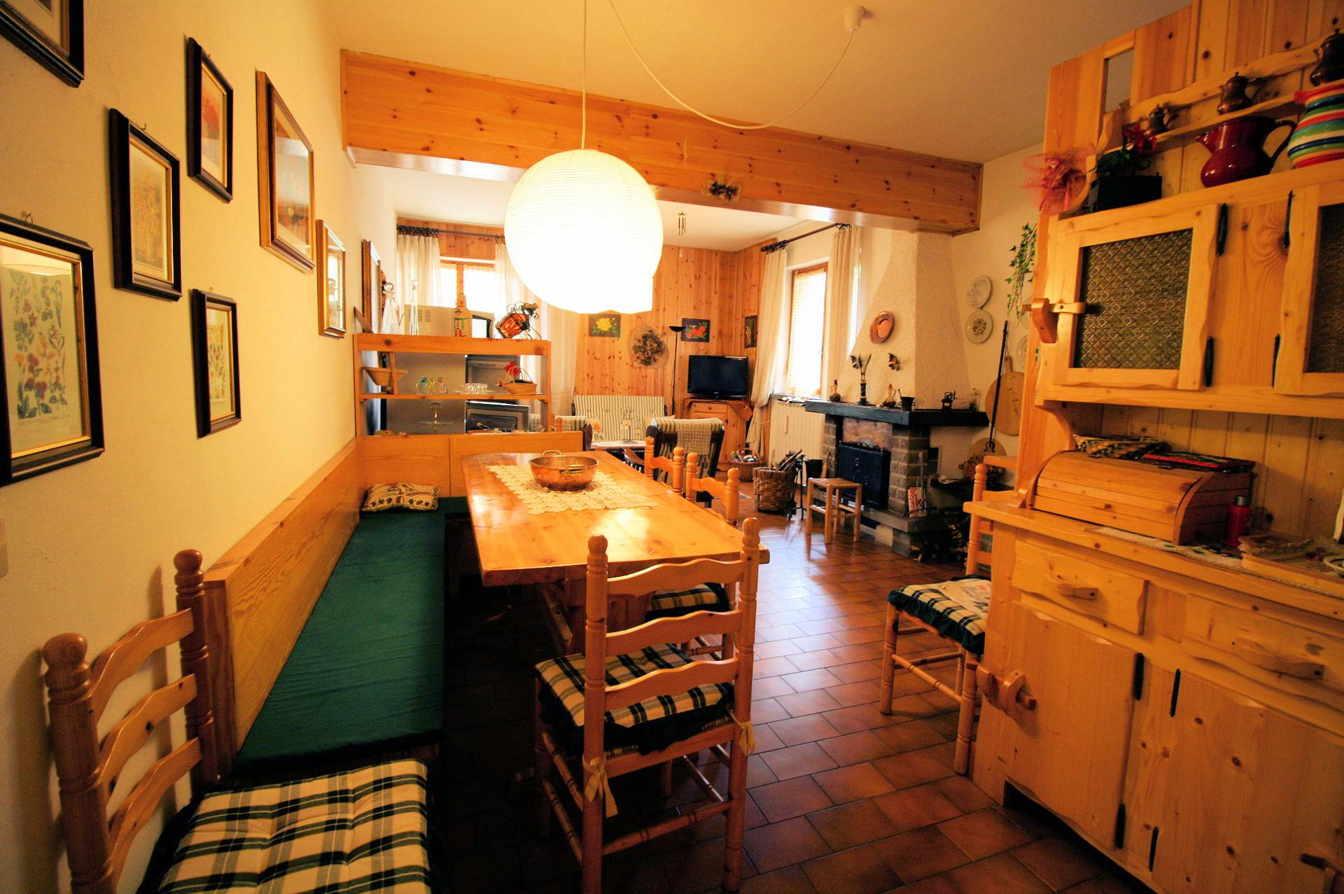 Foto 1 di Appartamento faidello, Fiumalbo