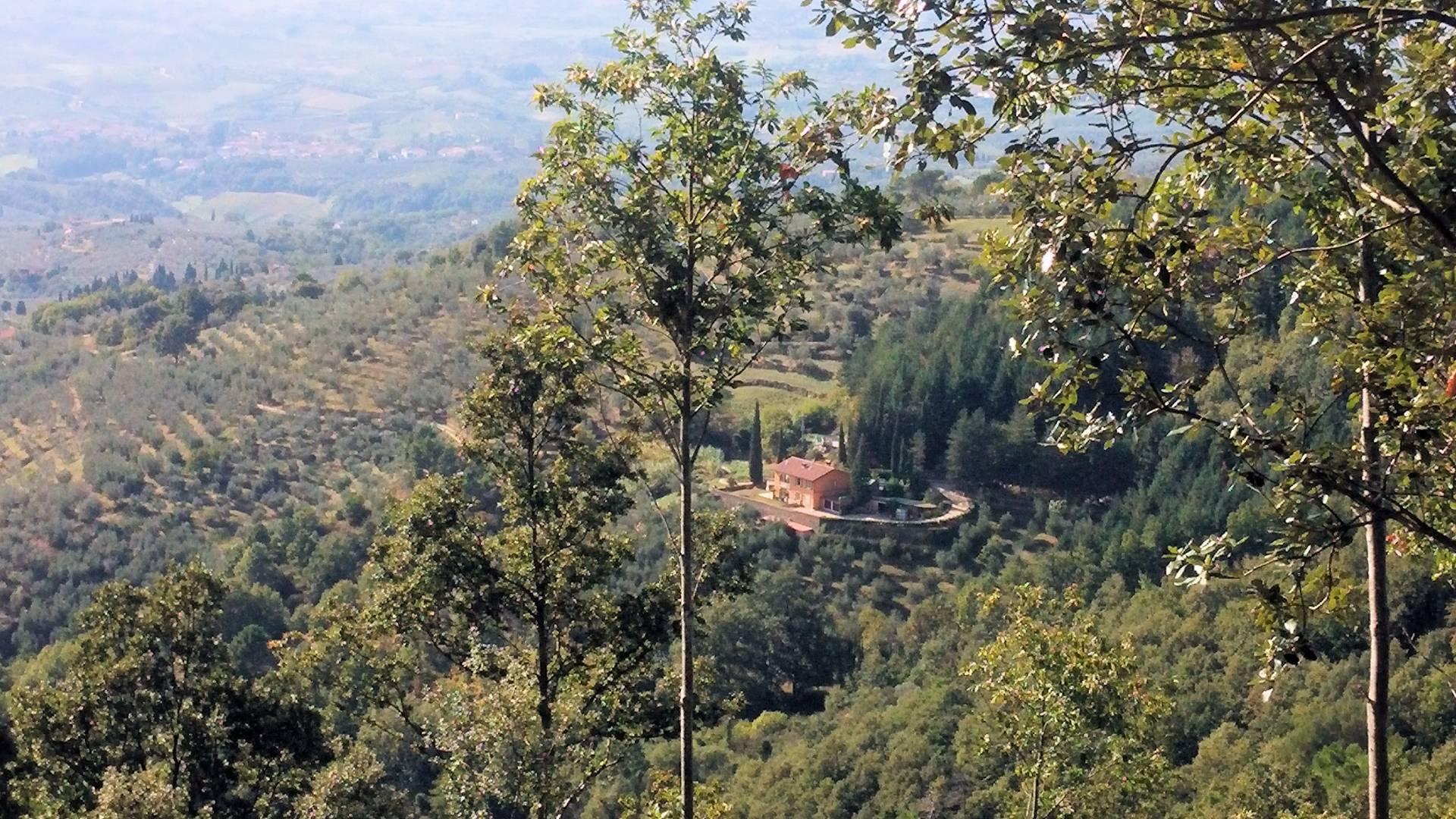 Villa in vendita a Vinci, 7 locali, zona Zona: Vitolini, Trattative riservate | CambioCasa.it