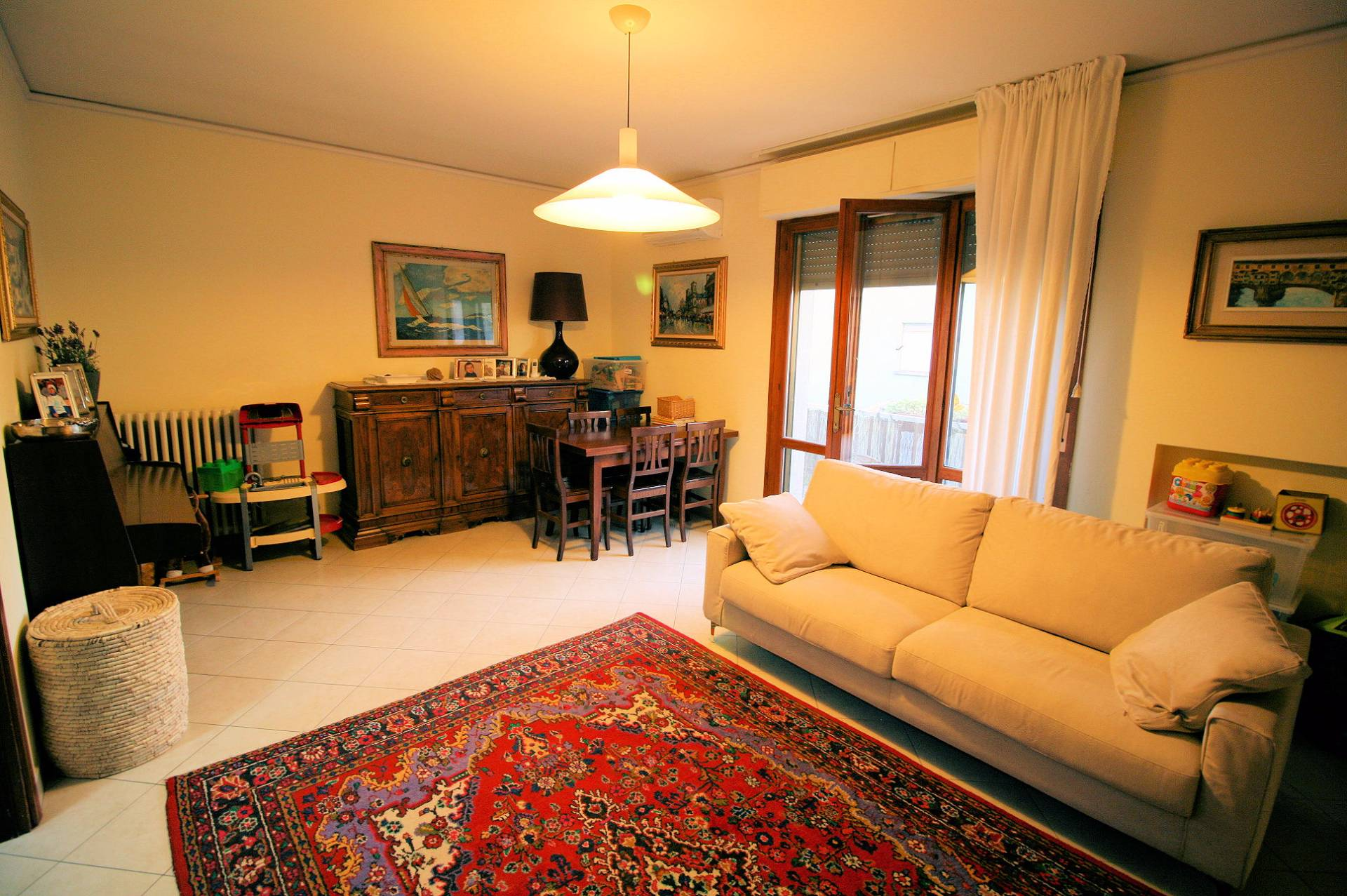 Appartamento in vendita a Montecatini-Terme, 5 locali, prezzo € 185.000 | Cambio Casa.it