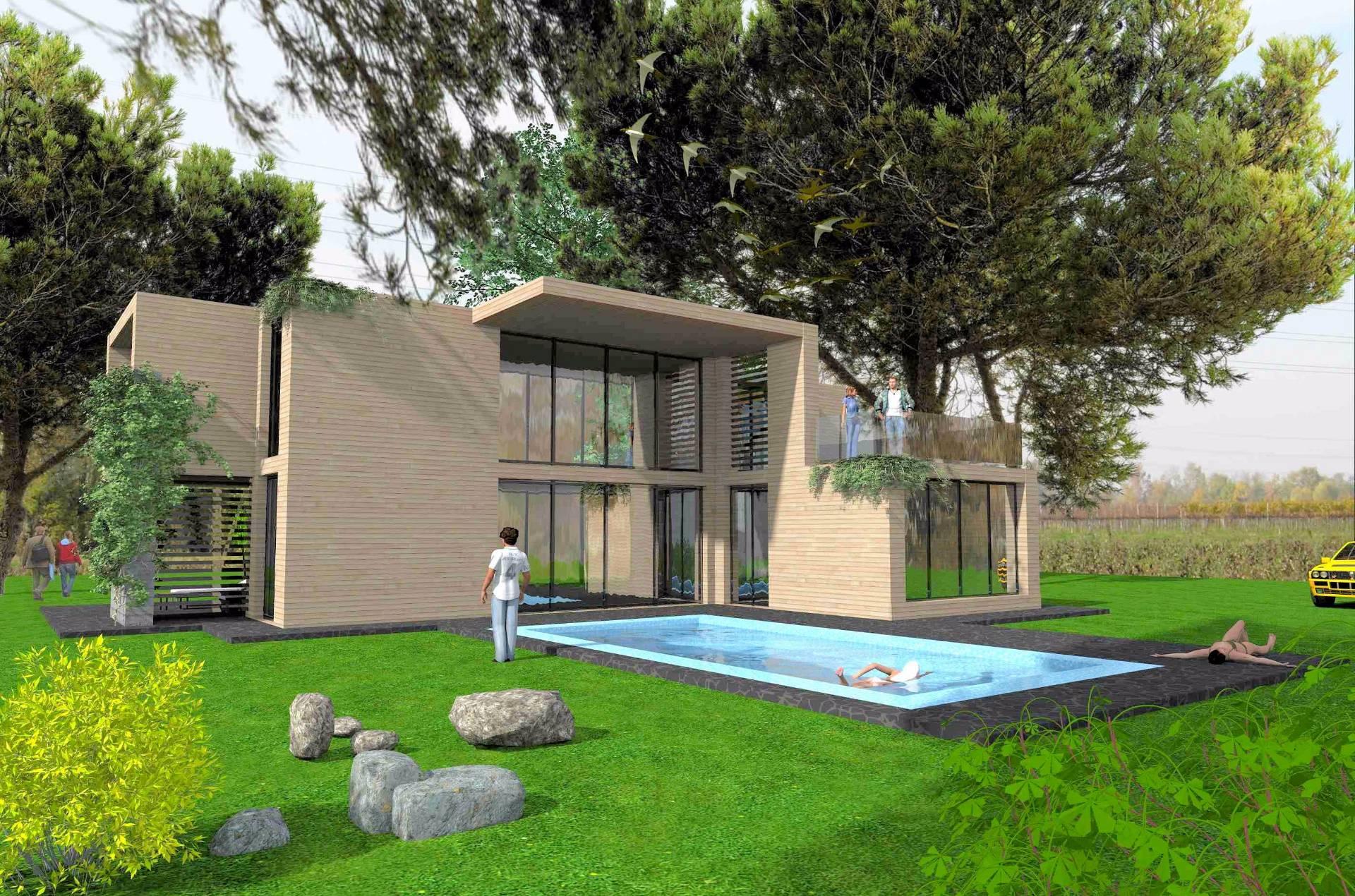 Terreno Edificabile Residenziale in vendita a Montignoso, 9999 locali, zona Zona: Cinquale, prezzo € 230.000 | Cambio Casa.it