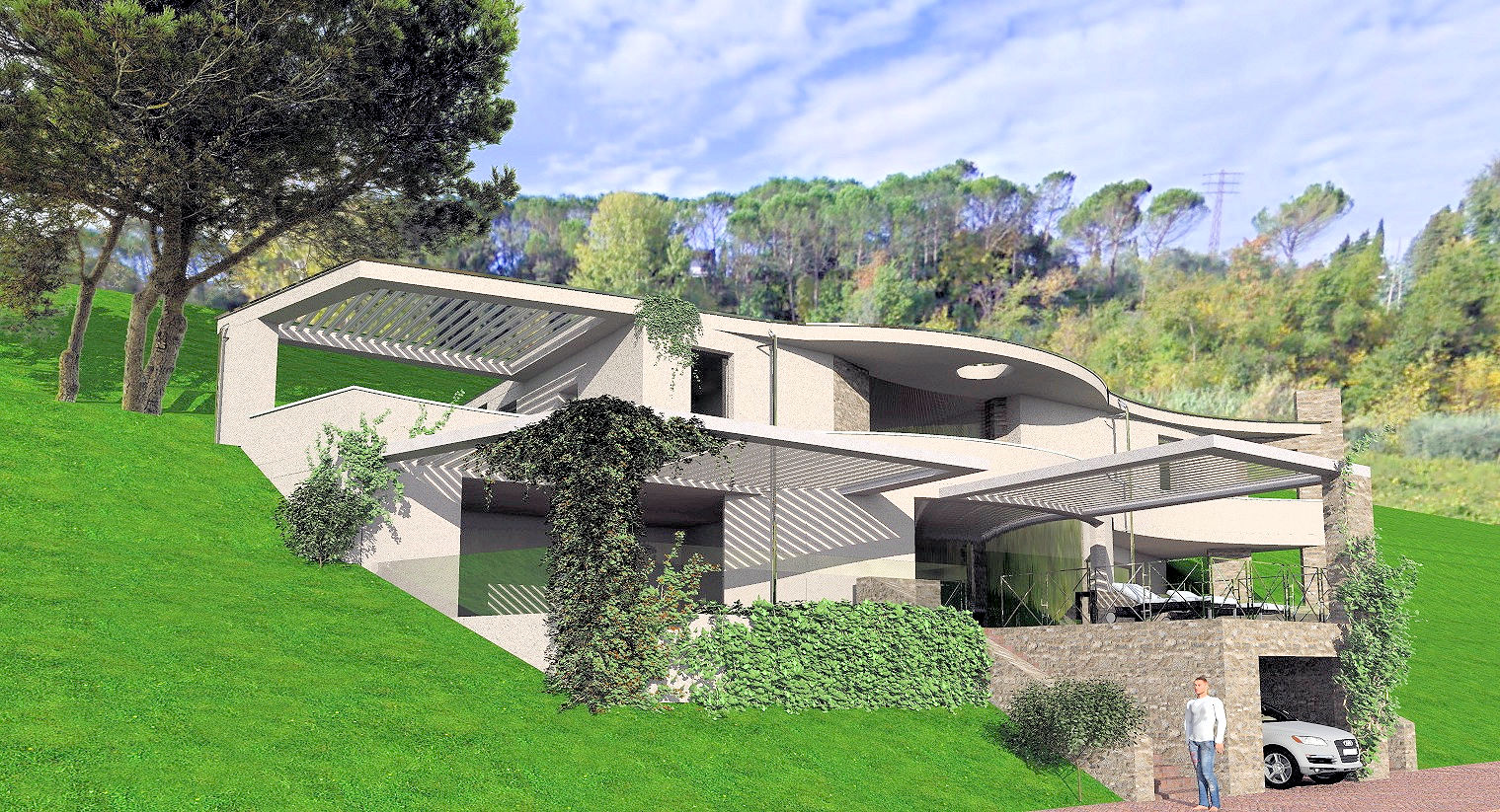 Terreno Edificabile Residenziale in vendita a Buggiano, 9999 locali, zona Località: BorgoaBuggiano, prezzo € 159.000   CambioCasa.it