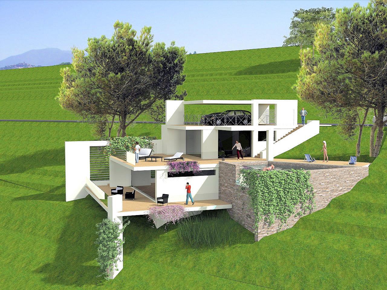 Terreno Edificabile Residenziale in vendita a Buggiano, 9999 locali, zona Località: BorgoaBuggiano, prezzo € 90.000   CambioCasa.it