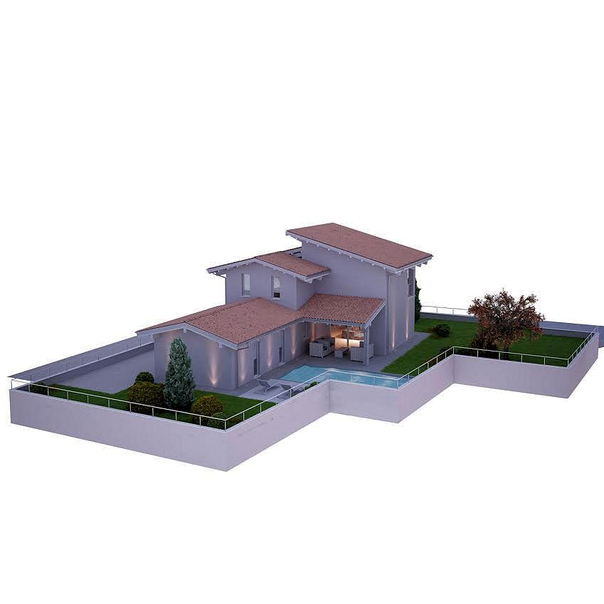 Villa in vendita a Buggiano, 7 locali, zona Località: BorgoaBuggiano, prezzo € 450.000 | Cambio Casa.it