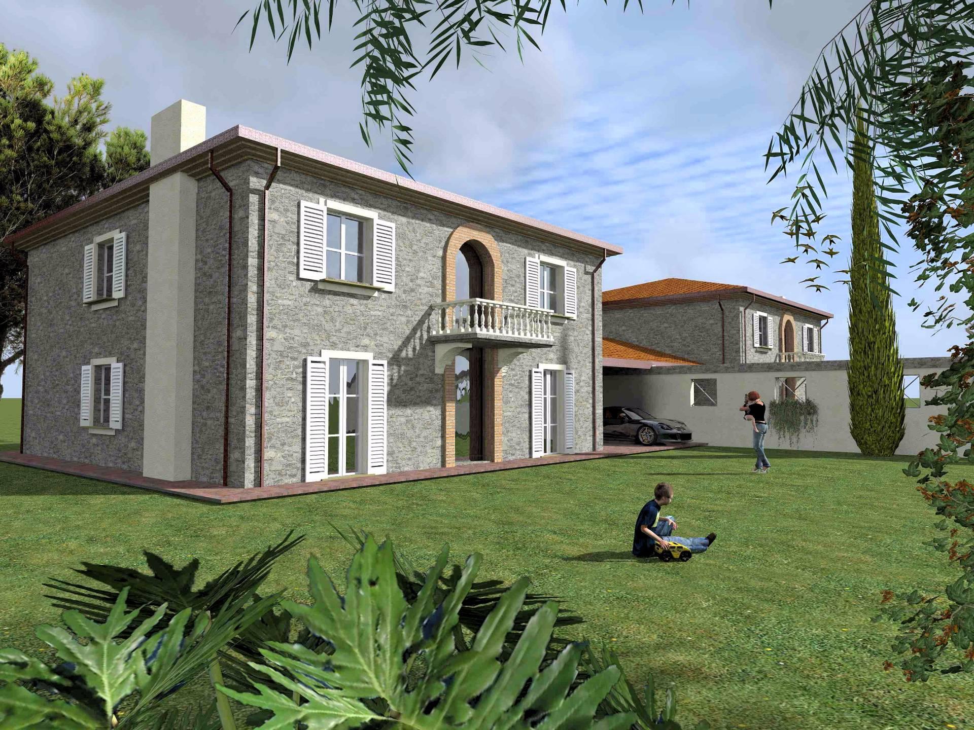 Rustico / Casale in vendita a Altopascio, 10 locali, zona Zona: Spianate, Trattative riservate   Cambio Casa.it