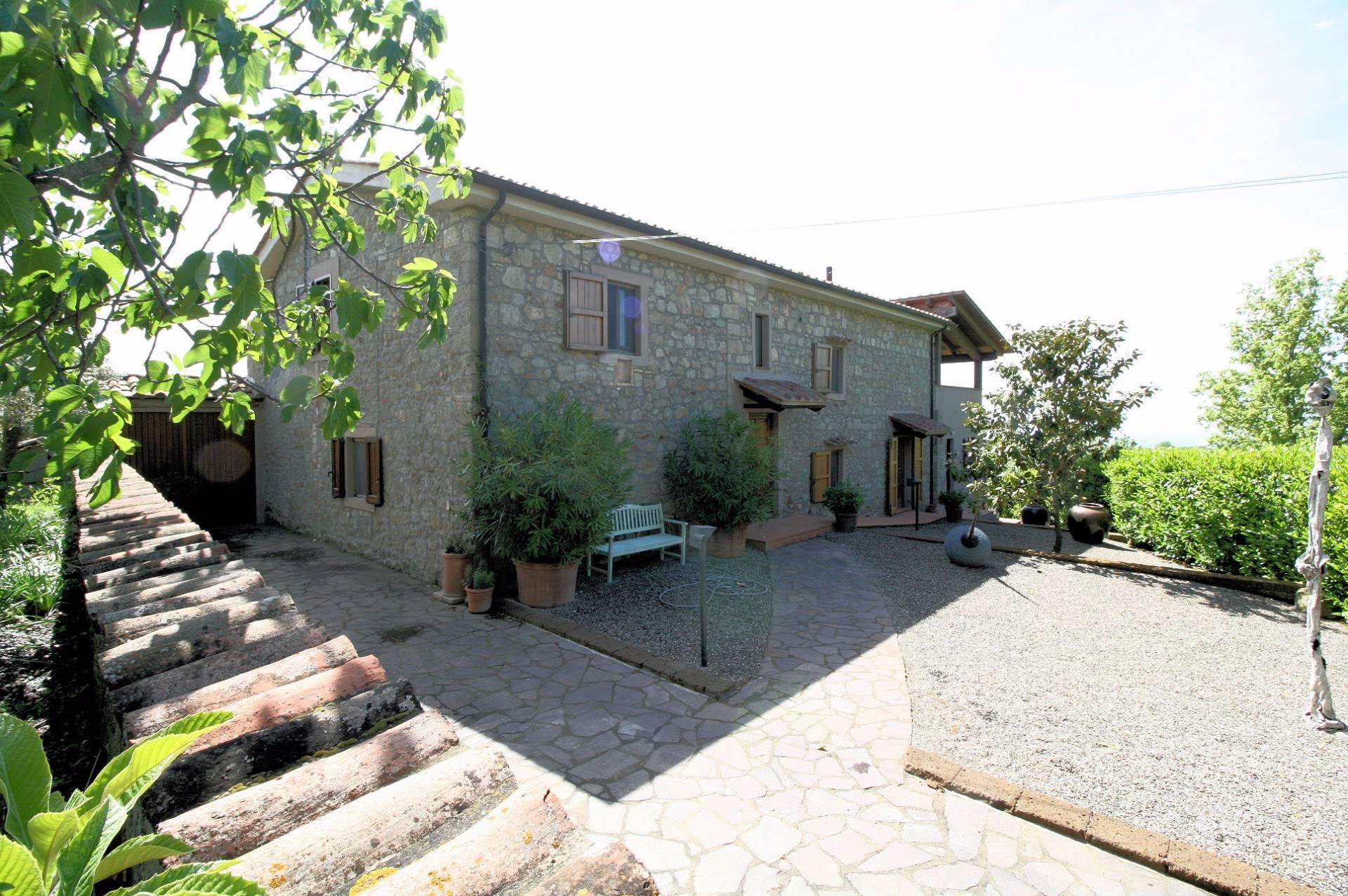Azienda Agricola in vendita a Roccastrada, 12 locali, zona Zona: Sassofortino, prezzo € 1.100.000 | Cambio Casa.it