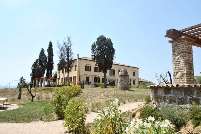 Attico / Mansarda in vendita a Volterra, 5 locali, prezzo € 375.000 | CambioCasa.it