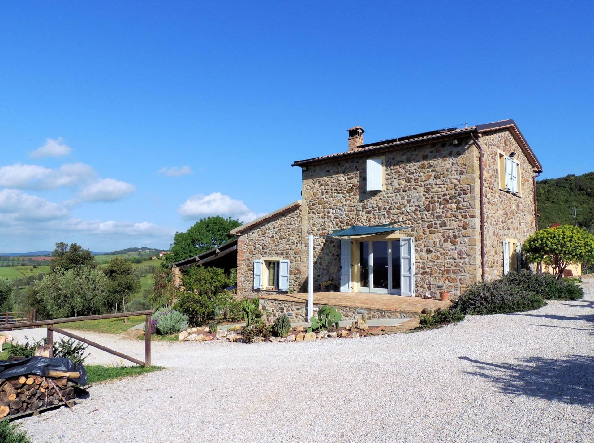 Rustico / Casale in vendita a Roccastrada, 6 locali, zona Zona: Ribolla, prezzo € 530.000 | Cambio Casa.it
