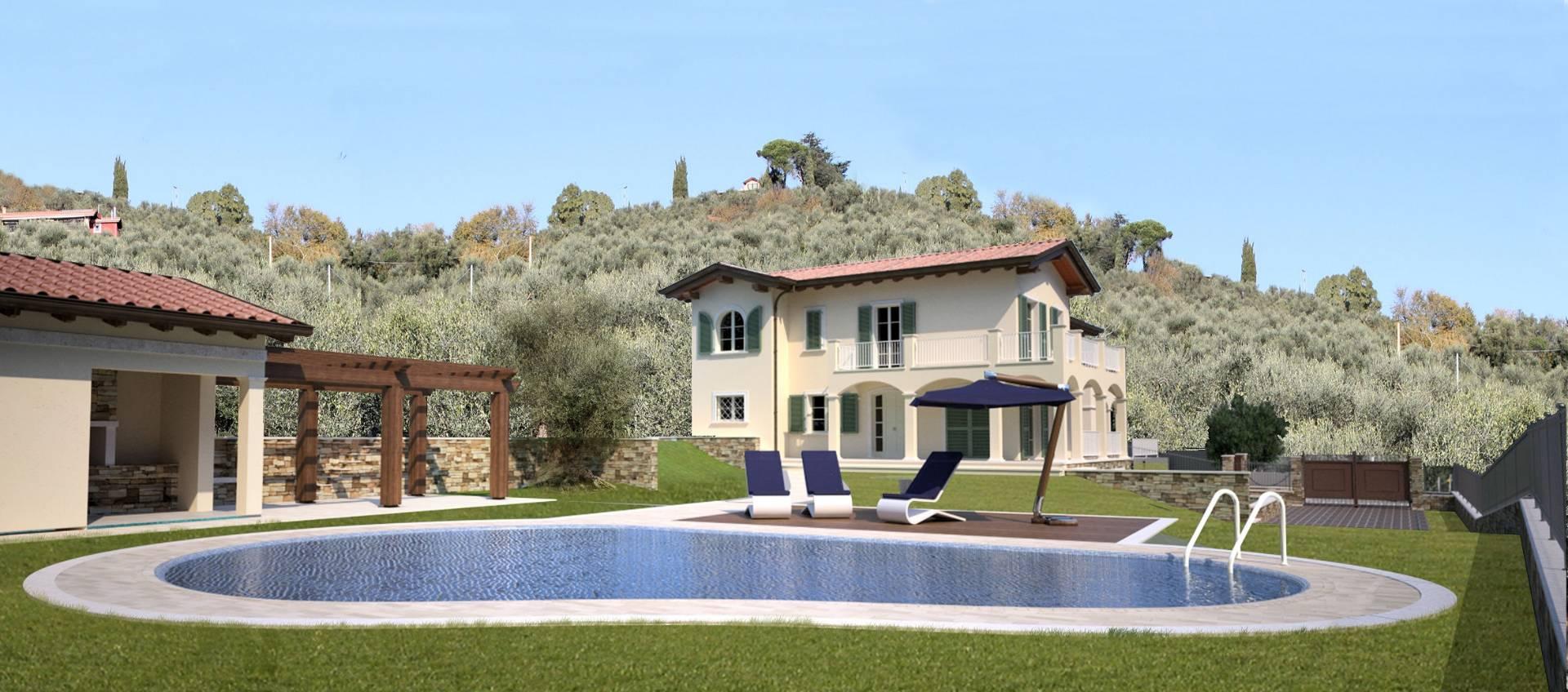 Villa in vendita a Massarosa, 9 locali, zona Zona: Bargecchia, prezzo € 1.200.000 | CambioCasa.it