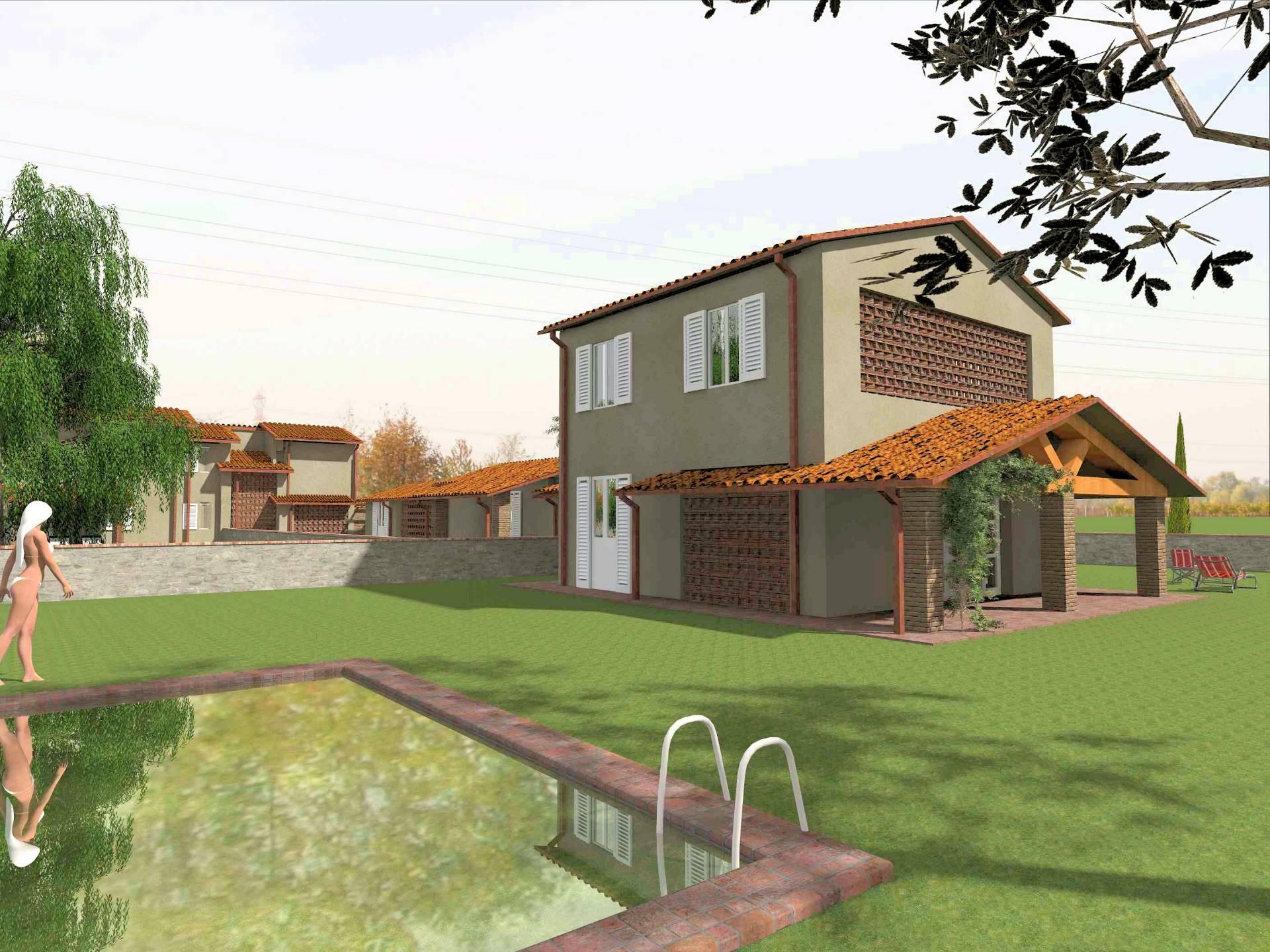 Villa singola in vendita - Chiesina Uzzanese