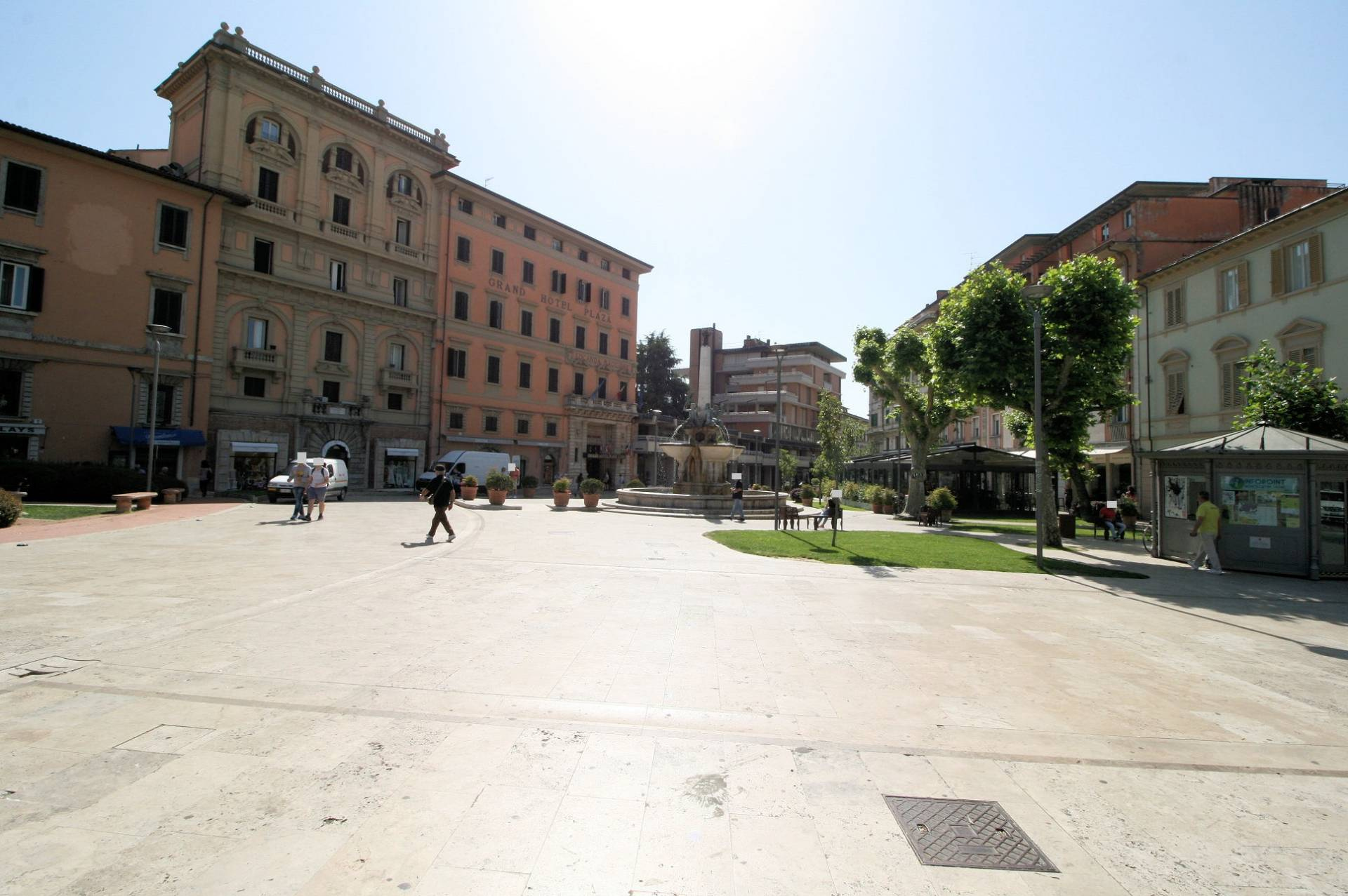 A Montecatini-Terme in Vendita Albergo