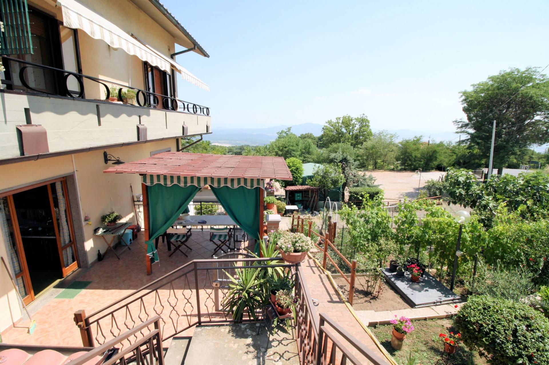 Appartamento in vendita a Roccastrada, 6 locali, zona ofortino, prezzo € 139.000 | PortaleAgenzieImmobiliari.it