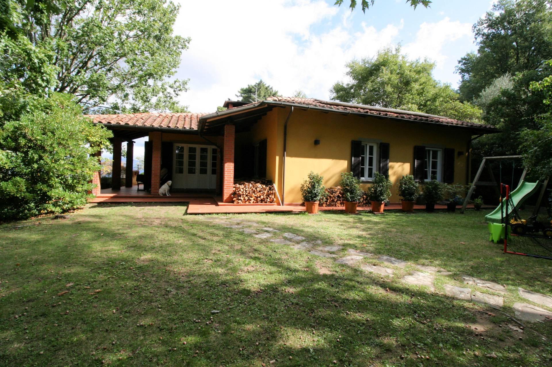 Foto - Villa In Vendita Serravalle Pistoiese (pt)