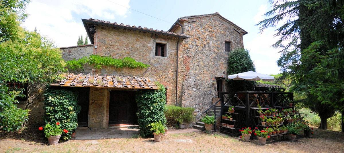Foto - Rustico In Vendita San Gimignano (si)