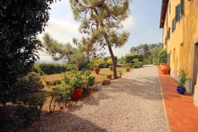 Villa singola a Montecatini-Terme