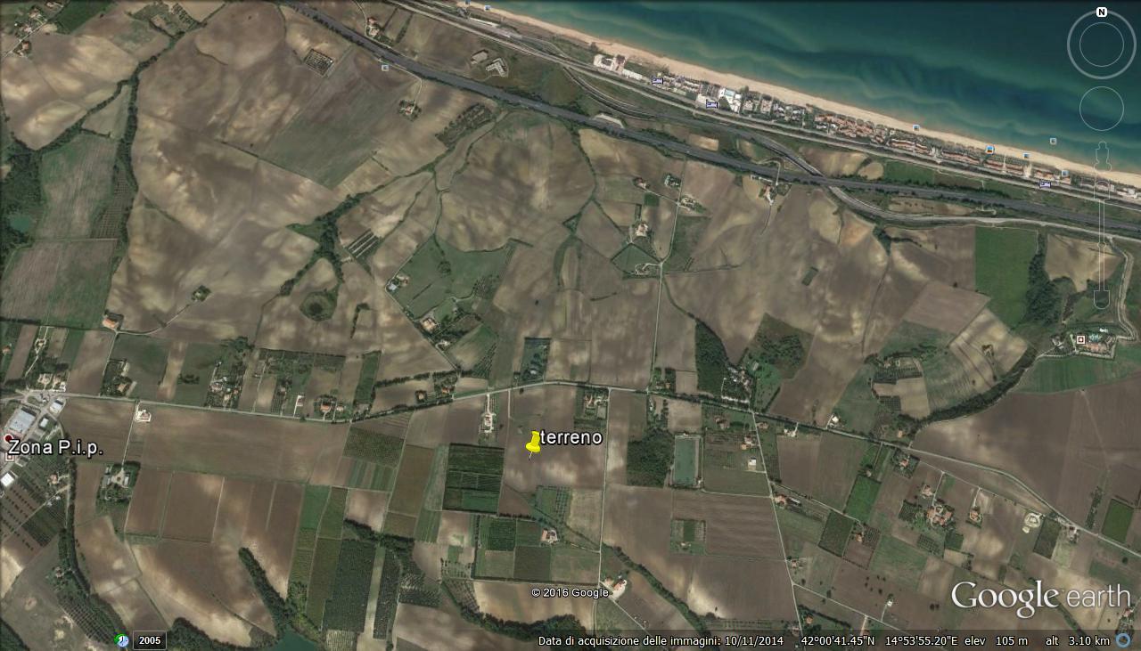 Terreno Agricolo in vendita a Termoli, 9999 locali, Trattative riservate | PortaleAgenzieImmobiliari.it