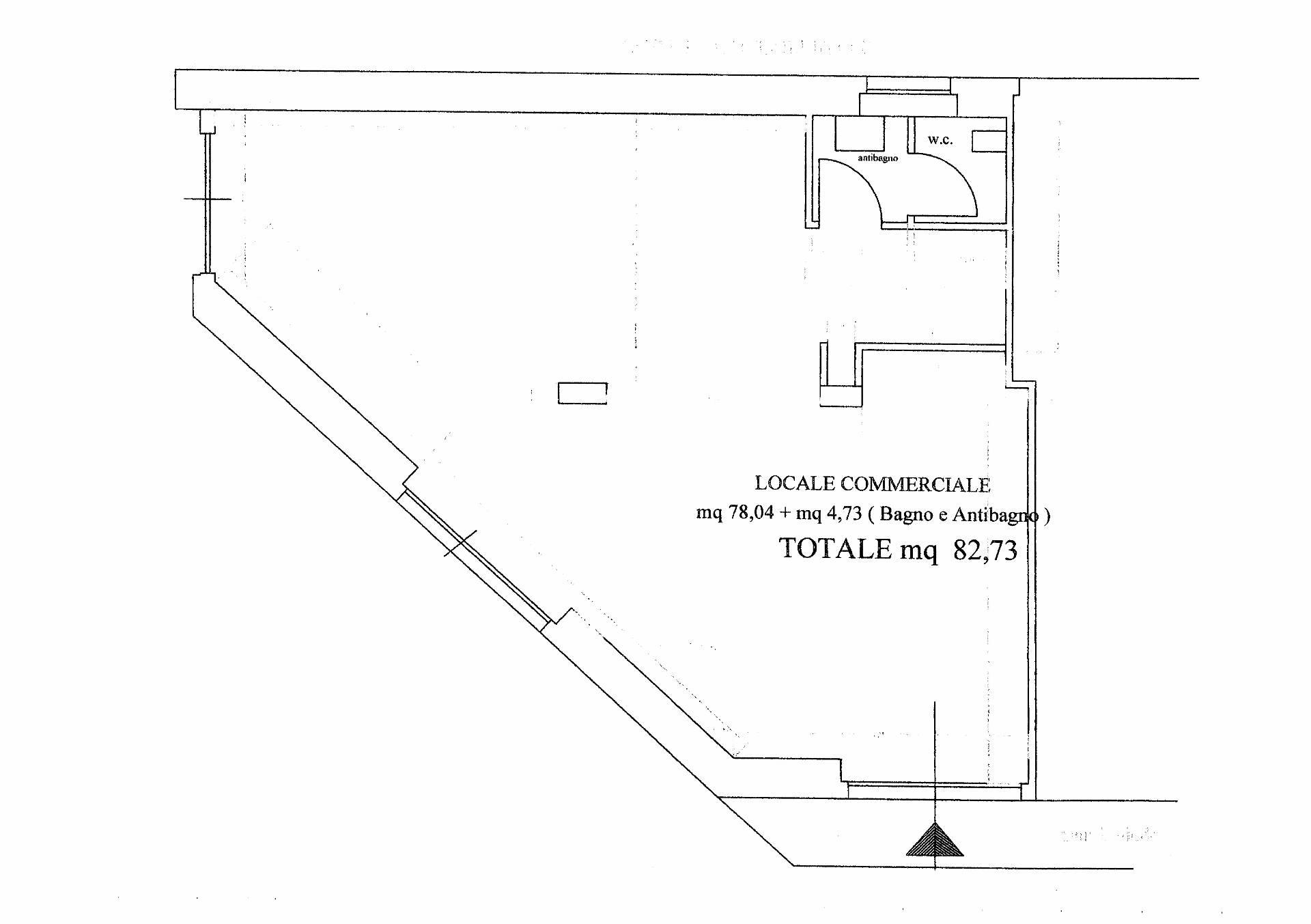 Negozio / Locale in affitto a Termoli, 9999 locali, zona Località: Centro, prezzo € 900   CambioCasa.it