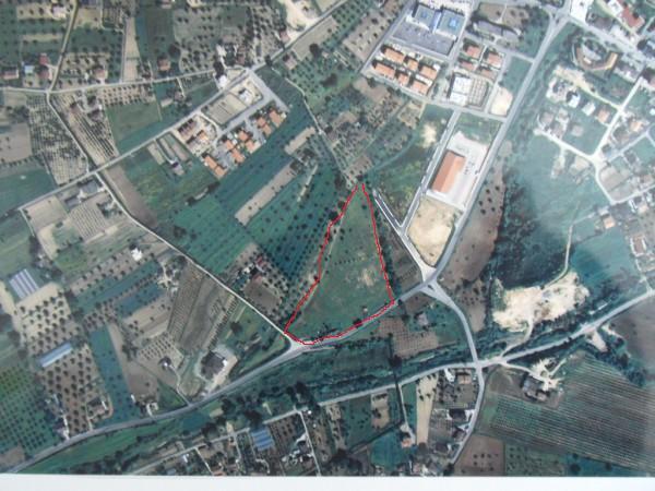 Terreno edificabile in VENDITA a Bisignano