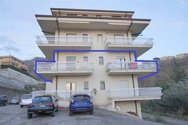 Appartamento con Garage in VENDITA a Casole Bruzio