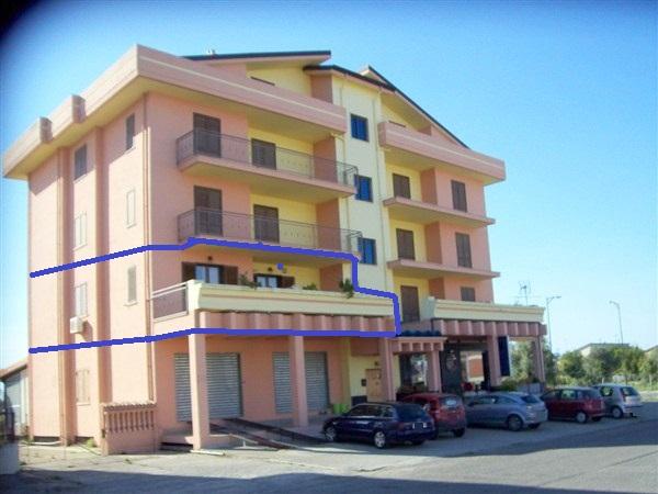 Appartamento Centro in VENDITA a Crosia