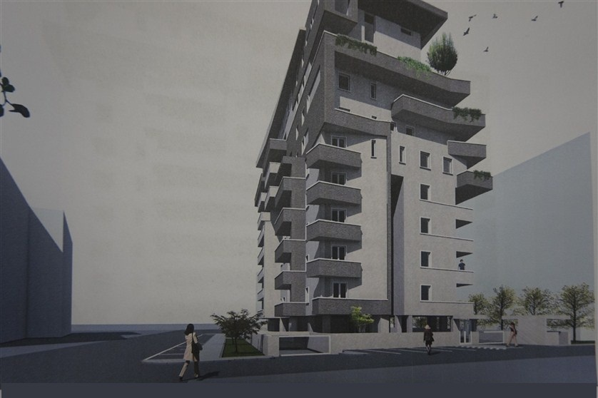 Appartamento nuova costruzione con garage. in VENDITA a Cosenza