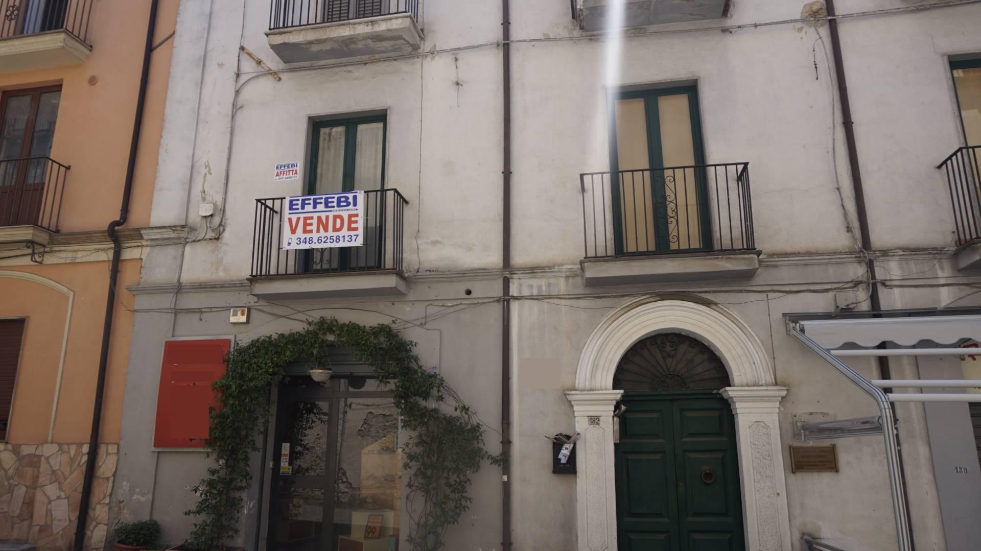 Appartamento Ristrutturato nel Centro Storico in VENDITA a Spezzano della Sila
