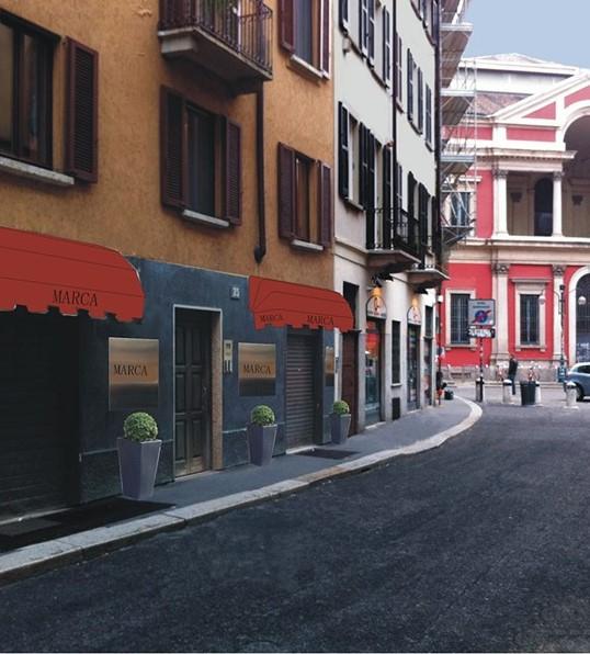 Negozio in vendita a Milano in Via Bergamini